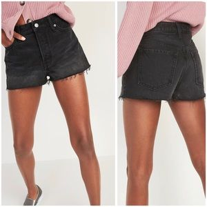 NWOT Old Navy Jean Cut Off Shorts